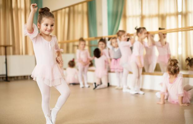 f3cd7176ca Ballet clássico para crianças - Colégio Integrado Líder